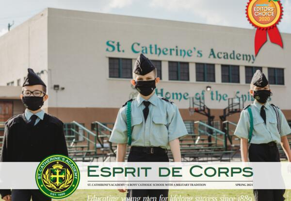 Latest Esprit De Corps Newsletter Now Available