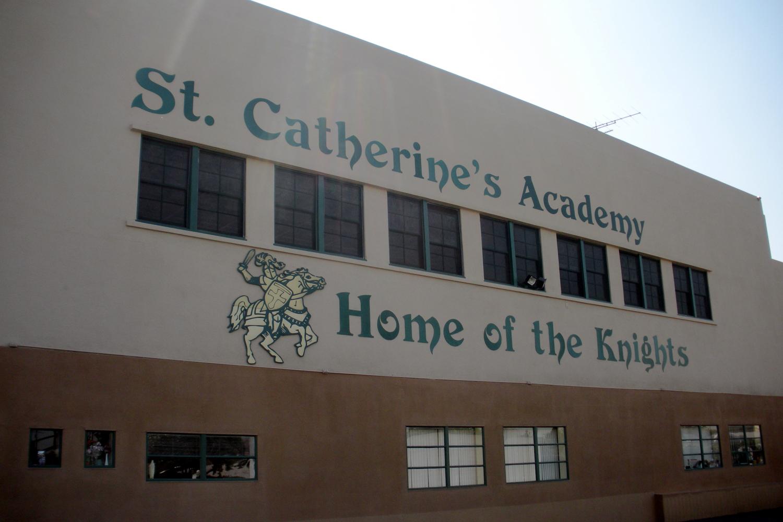 St. Catherine's Academy buliding