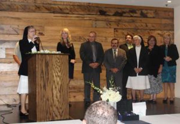 SCA Receives Anaheim Beautiful Award