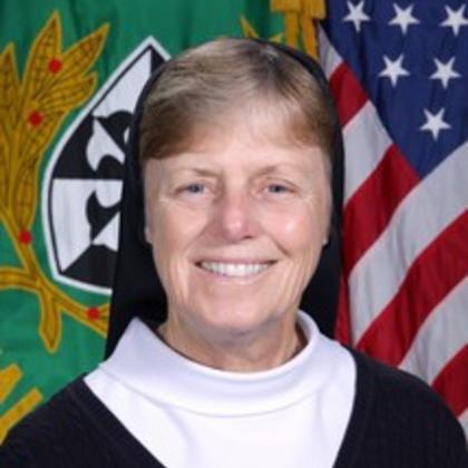 Sister Johnellen Turner, OP