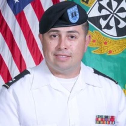 Captain Angel Ramos