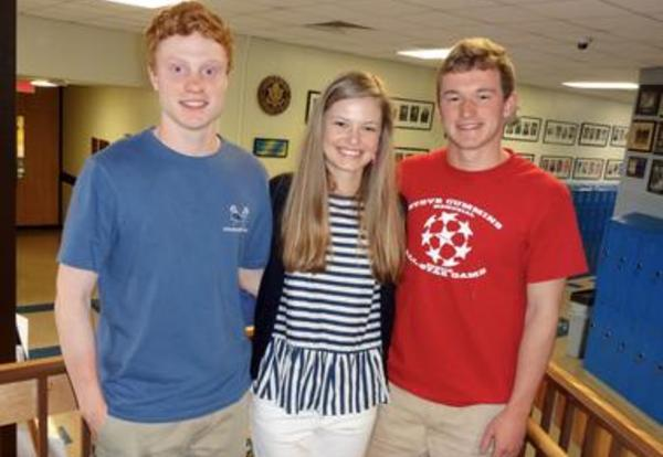 Students Receive Exclusive National Scholarship