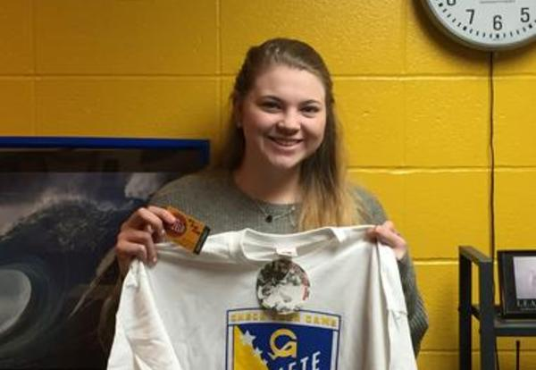 Rebekah Justice is This Week's Check Your Game Athlete of the Week