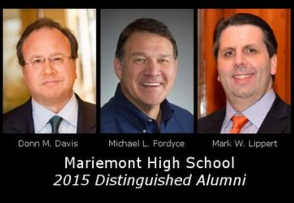 Now Accepting  Distinguished Mariemont High School Alumni Nominations