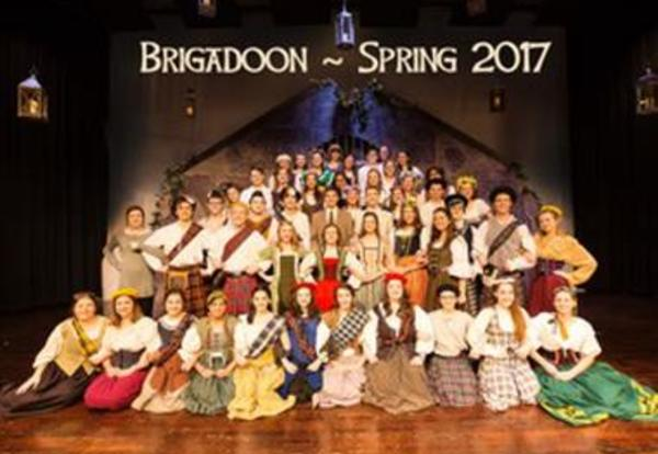 Brigadoon Nominated for 16 Cappies