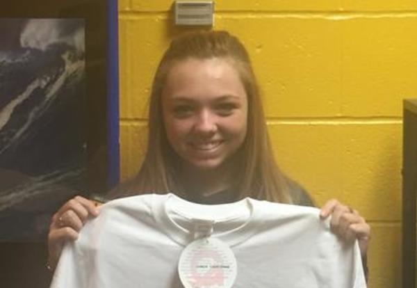 Analise Hinebaugh is This Week's Check Your Game Athlete of the Week