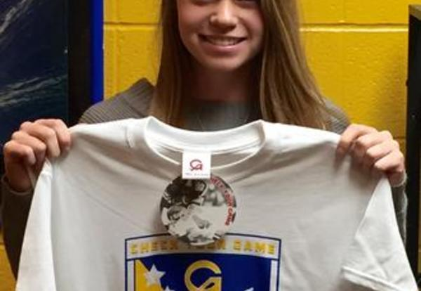 Ella Hobart is the Check Your Game Girls Cross Country Athlete of the Week!
