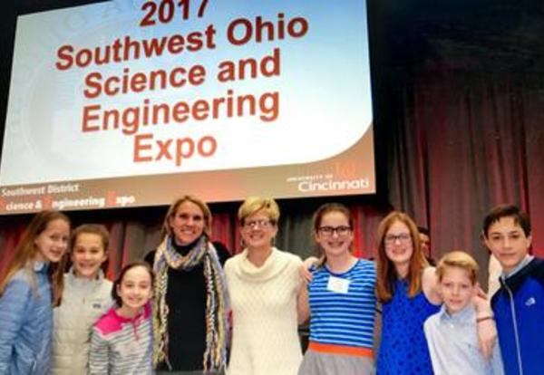 District Students Compete in Regional Science Fair, Head to State Competition