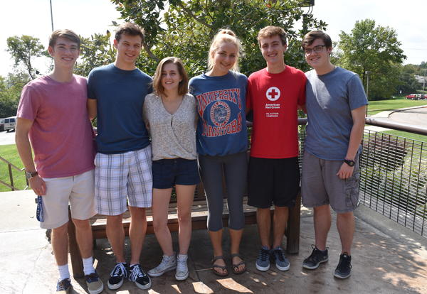 Six MHS Students Named National Merit Scholars