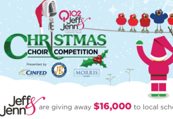 Mariemont High School Choir a Finalist for Jeff and Jenn Contest