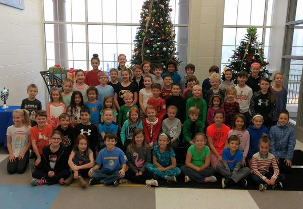Mariemont Elementary Students Recognized for Showing Responsibility