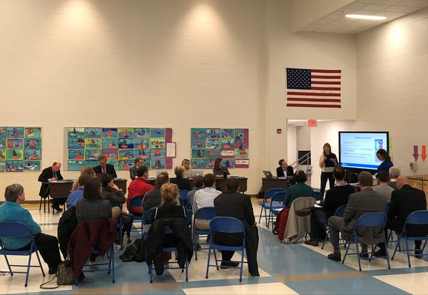 Board of Education Hears Final Presentations on MHS Facility Project