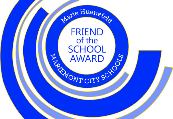 Nominations Open for 2018 Marie Huenefeld Friend of the School Award