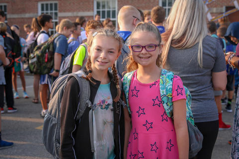 First Day of School 2018 10