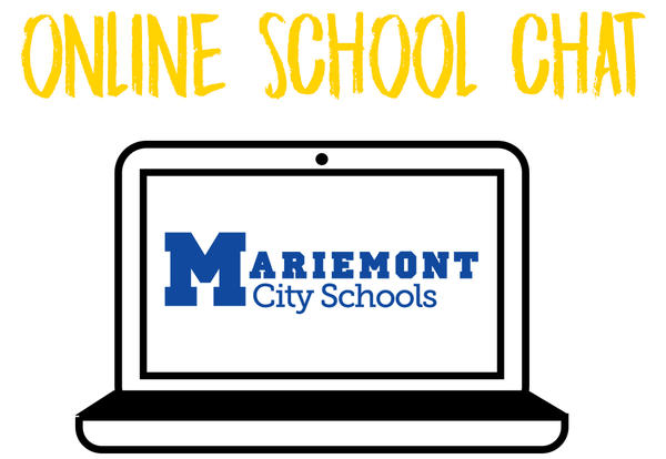 Tune In For the Online School Chat - Oct. 3, 2018