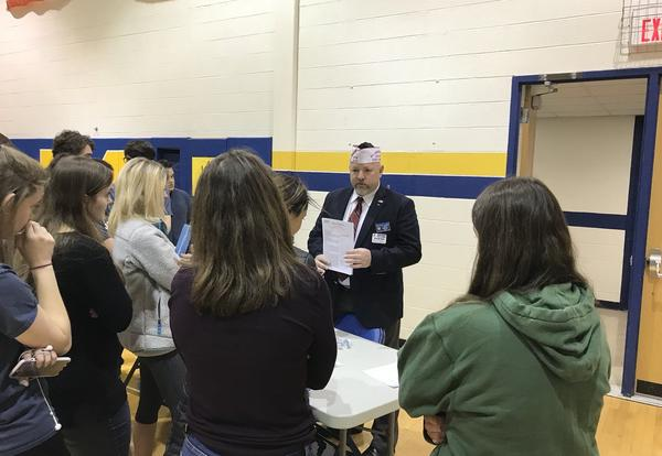 MHS Invites Local Veterans to Annual Veteran's Day Assembly