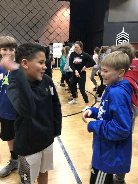 2019 ME 5th Grade Kindness Retreat 5