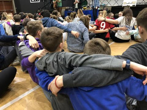 2019 ME 5th Grade Kindness Retreat 15