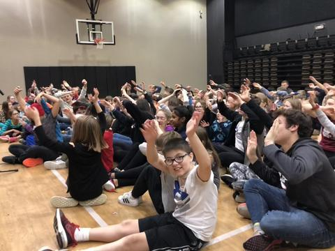 2019 ME 5th Grade Kindness Retreat 17