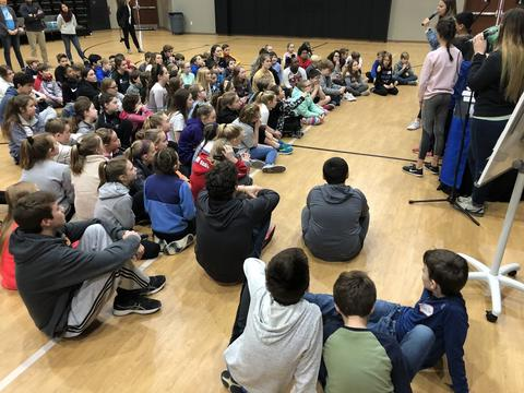2019 ME 5th Grade Kindness Retreat 18