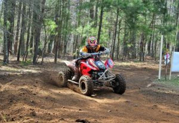 Eastside 8th Grader Colben Steury: Competitive 4-Wheeler Racer