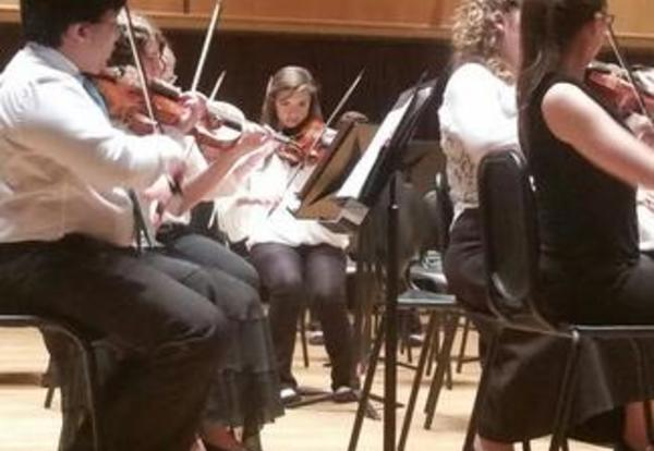 Eastside Students Perform in the Fort Wayne Philharmonic Youth Symphony Orchestra
