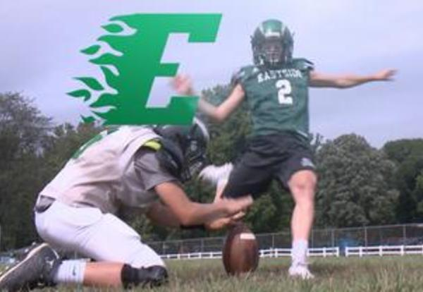Emma Moughler: First EHS girl to play on the football team!