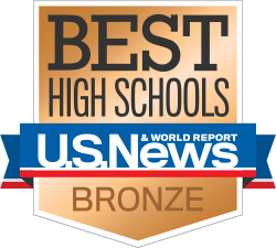 Best High Schools US News - Bronze