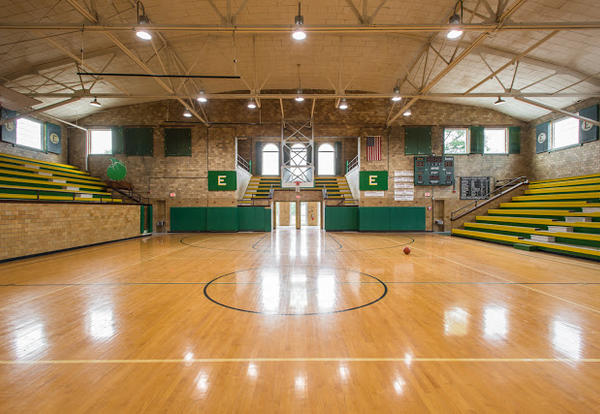 DKE's Historic Gym Featured on Hoosier Hardwood