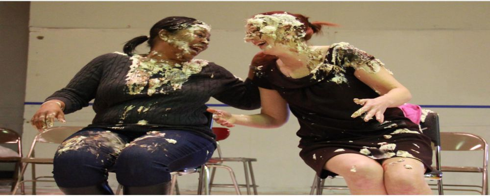 5th Grade Kindness Week Administration Pie in the Face