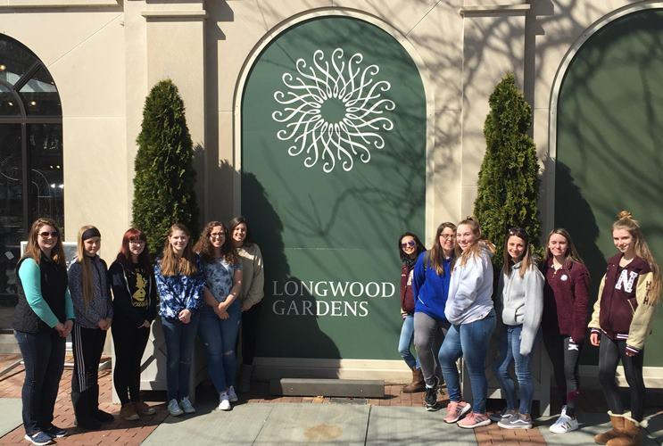 21st Century Life & Careers at Longwood Gardens