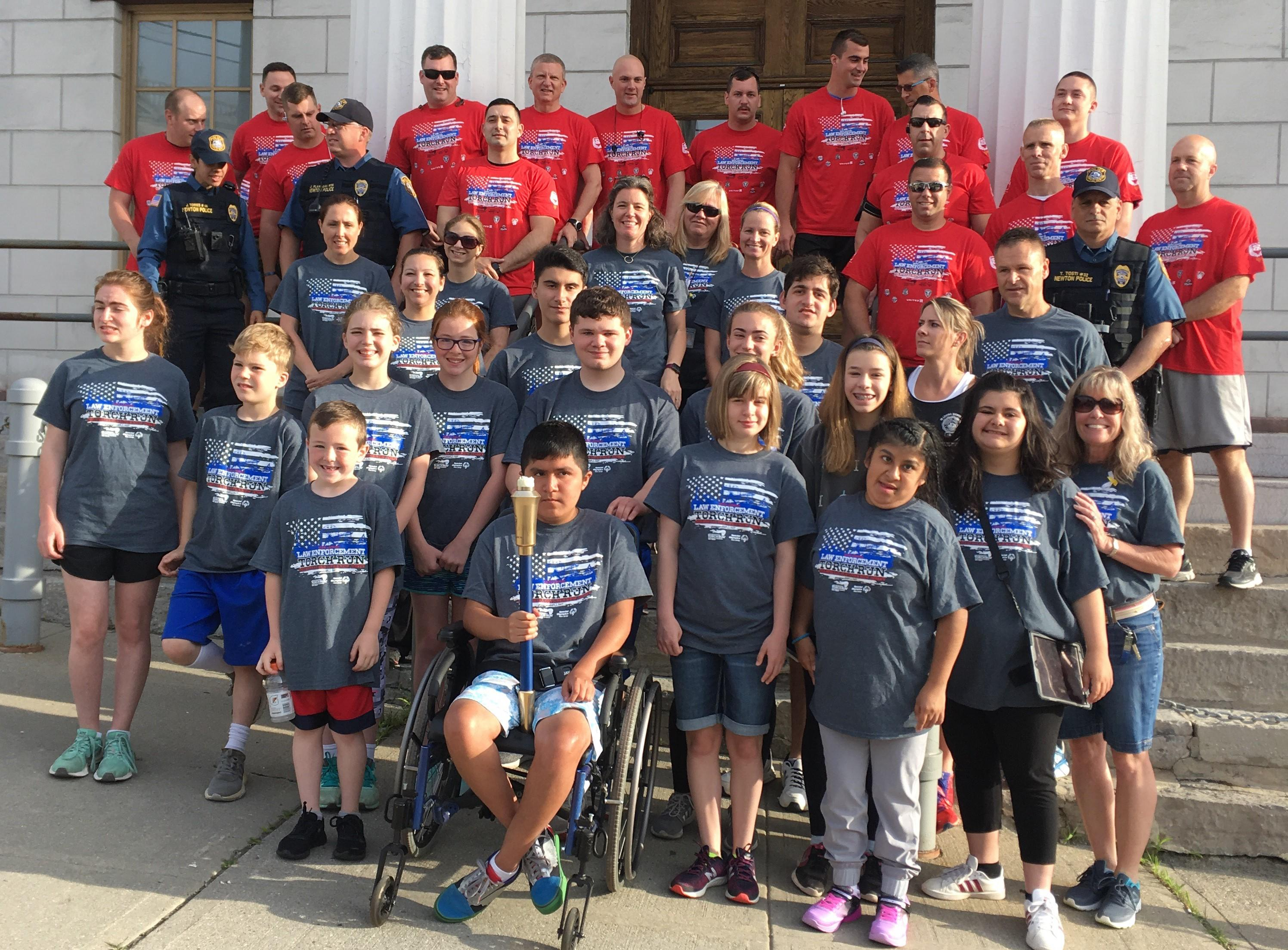 36th Annual Law Enforcement Torch Run for Special Olympics
