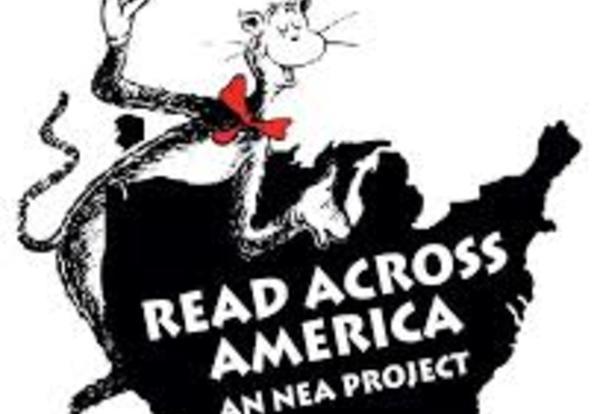 CCCS Celebrates Read Across America Day!
