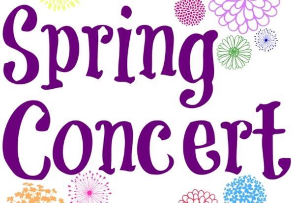 CCCS Spring Concerts & Art Show Schedule