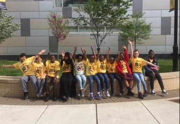 CCCS Comes Home From Reading Olympics With 4 Blue Ribbon Team Winners