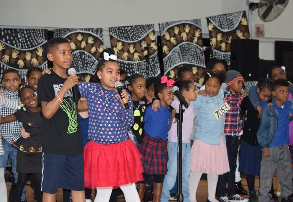CCCS Commemorates Black History Monty With 'Night of Dreams' and Living Wax Museum