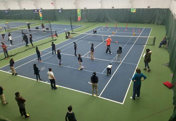 Photos: Legacy Tennis and Education Field Trip