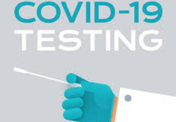 COVID-19 Screening sponsored by the State of Illinois