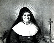 Julie, Sometimes called the Smiling Saint
