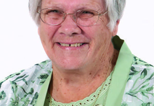 Sister Joan Pfeiffer (formerly Bernard Marie)