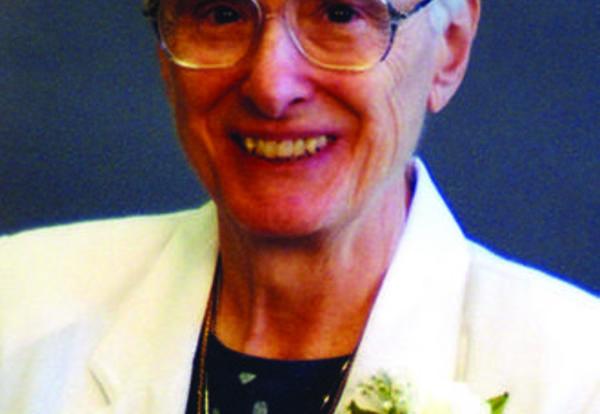 Sister Patricia Sammons, SNDdeN (formerly Daniel Dolores)
