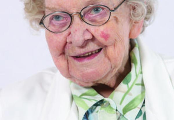 Sister Marie Hoelle, SNDdeN (formerly James Marie)