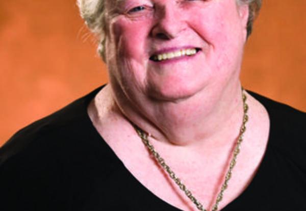 Sister Eileen Patricia Hegarty, SNDdeN