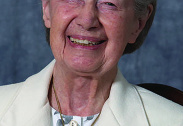 Sister Imelda Laub, SNDdeN