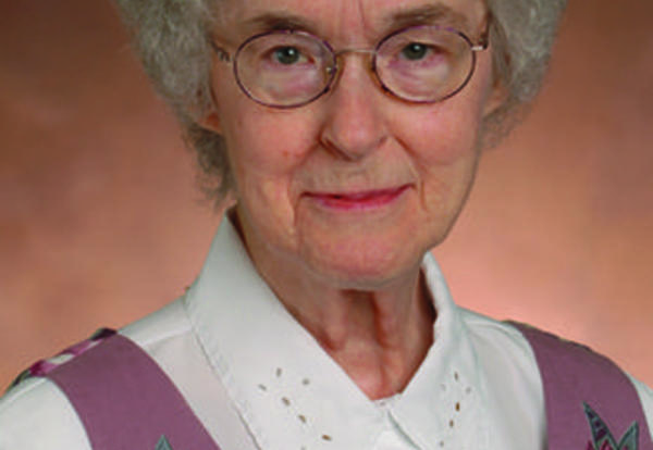 Sister Jeanette DeBrosse (formerly Mary Urban)