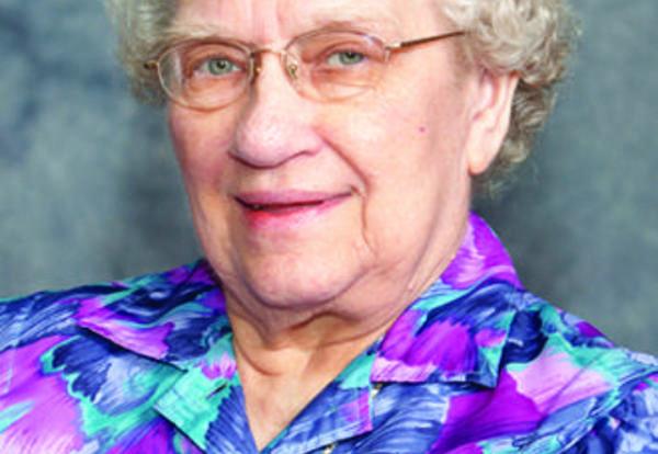 Sister Rita Marie Stein, SNDdeN (formerly Ann Lucia)