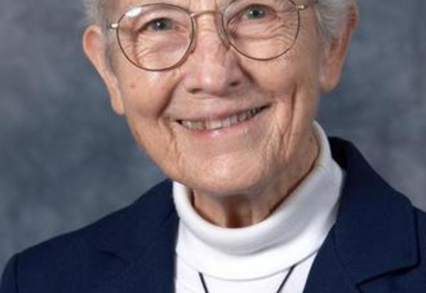 Sister Noreen Joyce, SNDdeN (formerly Catherine Michael)