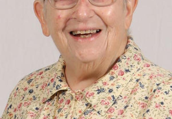Sister Rita Schirtzinger SNDdeN (formerly St. Clement)