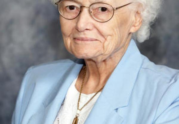 Sister Anne Feth, SNDdeN (formerly Vincent)