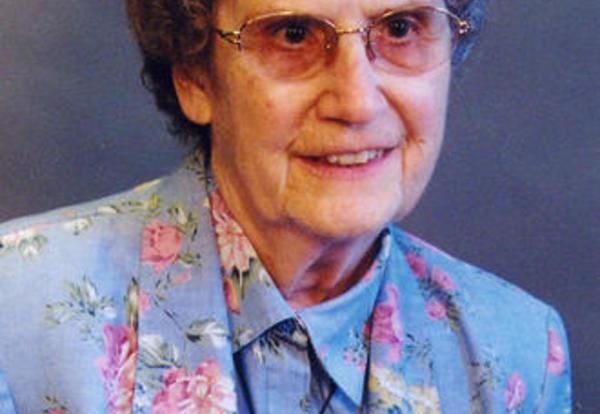 Sister Helen Denise Somers, SNDdeN